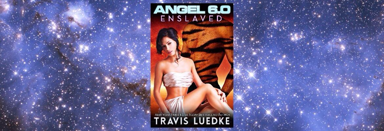 Kat Crimson's Review of Travis Luedke's ngel 6.0 Space Opera Romance Series
