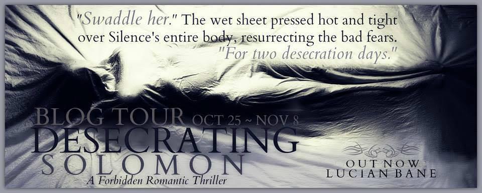 Kat's Review: Desecrating Solomon by Lucian Bane