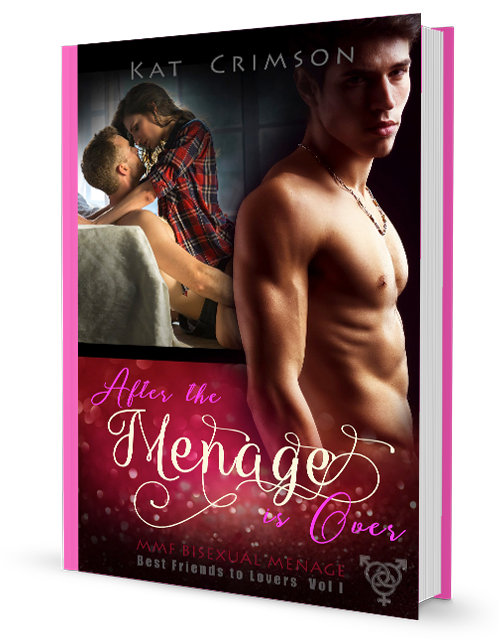 Purchase 'After the Ménage Is Over', via PayPal, directly from Kat Crimson's secure website