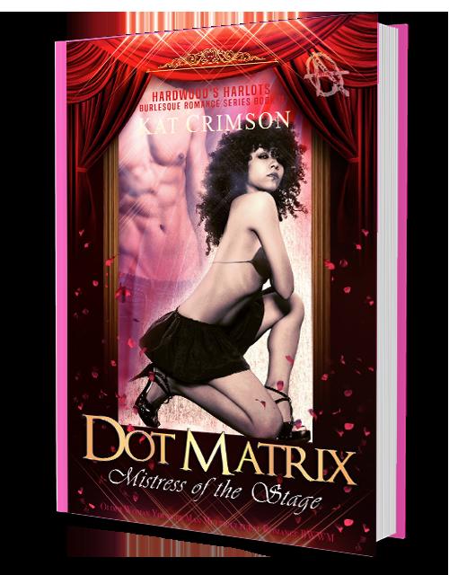 Dot Matrix: Mistress of the Stage (HArdwood's Harlots Book 2) by Kat Crimson