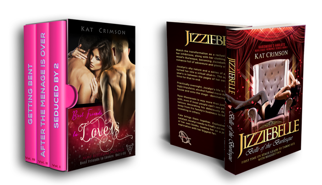 The Essential Kat Crimson FREE Book Bundle. Best Friends to Lovers Volumes 1-3 Free, Jizziebelle: Belle of the Burlesque FREE