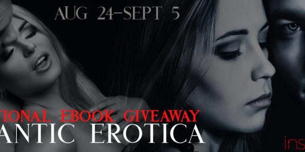 Free Erotic Romance Instafreebie eBook Giveaway