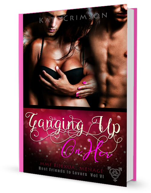 Purchase 'Ganging Up On Her', via PayPal, directly from Kat Crimson's secure website