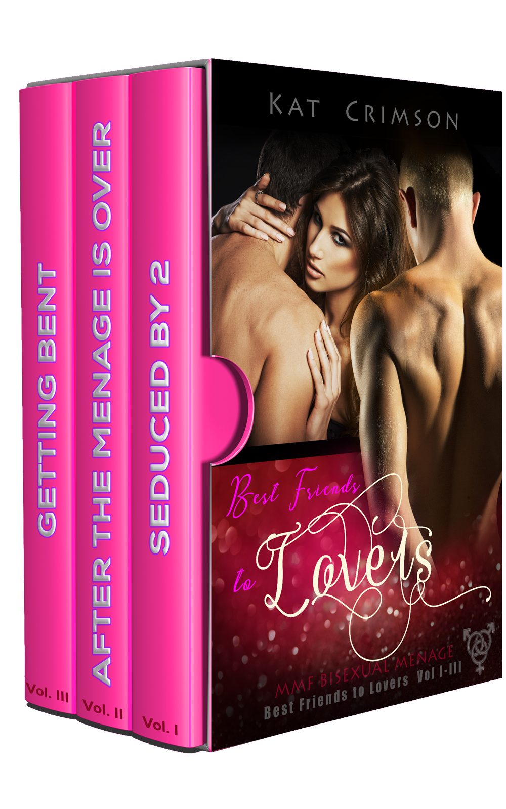 FREE BOX SET - Kat Crimson's Wildly Popular Best Friends to Lovers Series (Volumes 1-3)