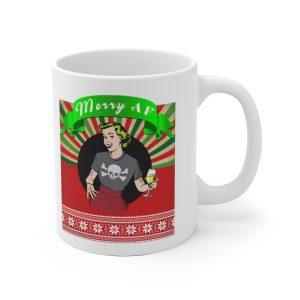 Merry AF Mug