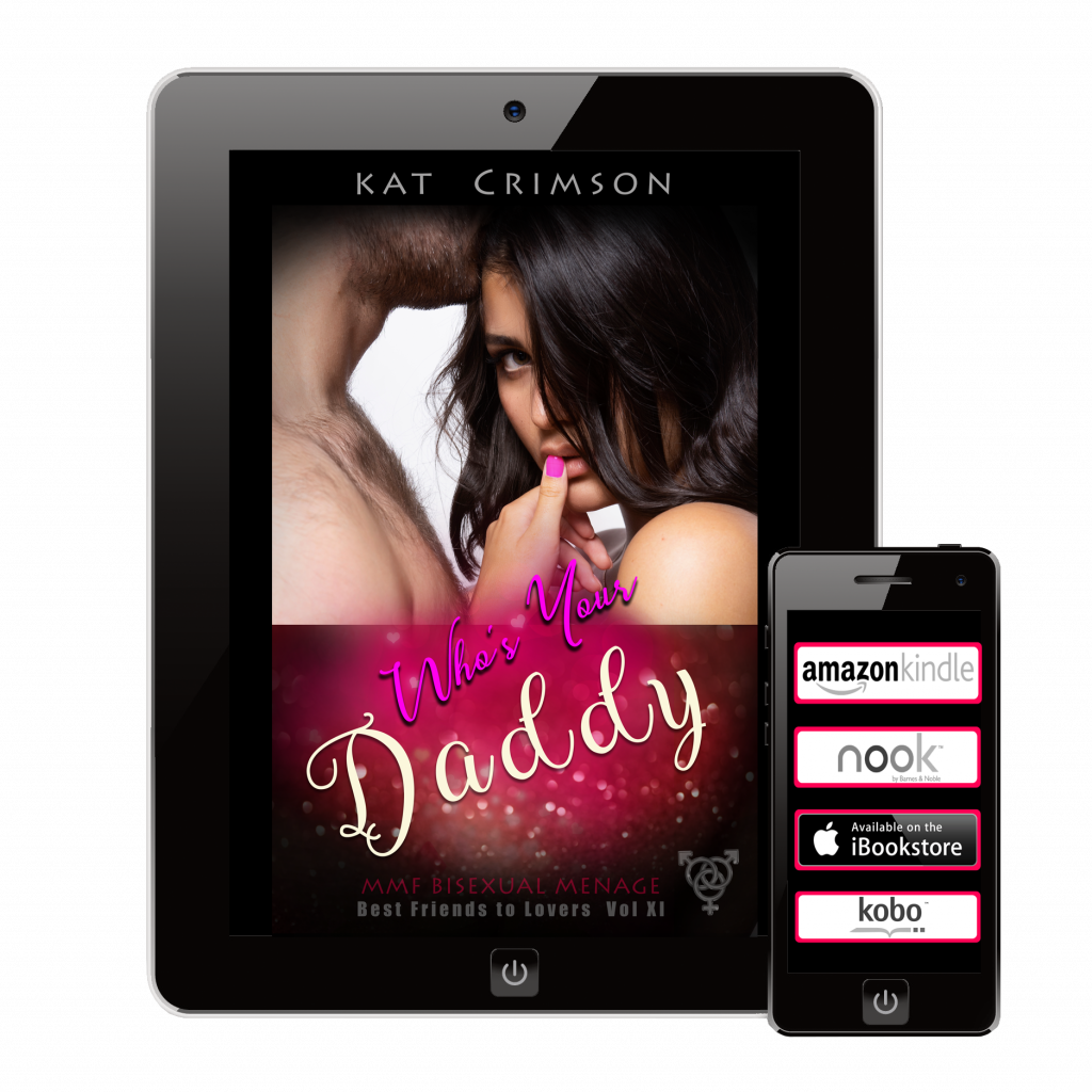 Who's Your Daddy - Kat Crimson eBook
